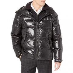 S13 Men's Downhill Quilted Down Puffer Coat