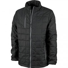 Charles River Apparel mens Lithium Quilted Packable Jacket