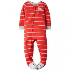 Carter's Little Boys' Graphic Footie (Toddler/Kid) - Dog - 5T