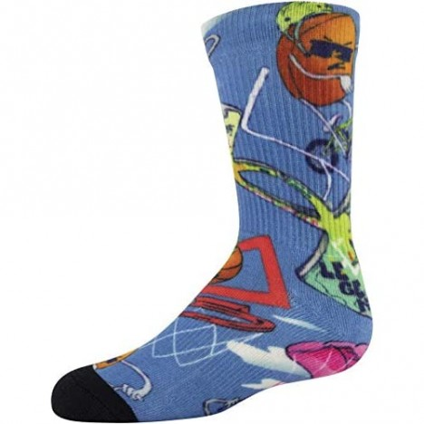 Under Armour Youth Novelty Crew Socks 2-Pairs